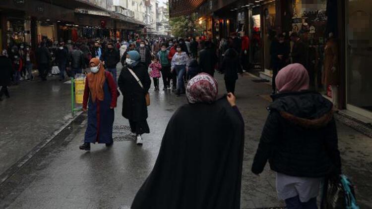 Gaziantep'te yoğunluk önlemi; 4 metrekareye 1 kişi