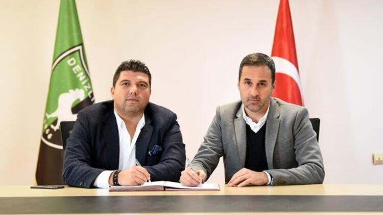 Son dakika | Yalçın Koşukavak, Denizlispor ile sözleşme imzaladı! Sezon sonuna kadar...