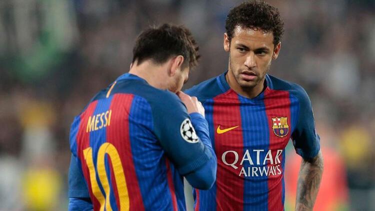 Ve Neymar ateşi yaktı: Messi'yi transfer ederseniz kalırım