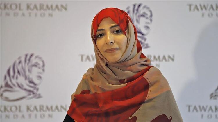 Nobel ödüllü aktivist Kerman'ın evine ve ofisine el kondu