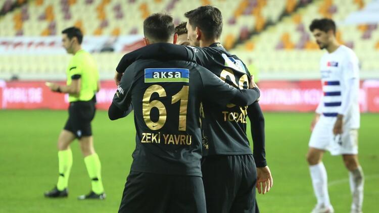Yeni Malatyaspor'un Türkiye Kupası'nda hedefi final!