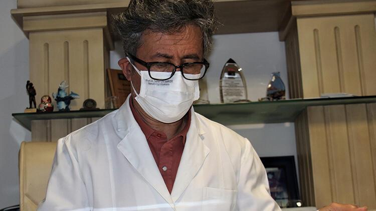 """Koronavirüs aşı gönüllüsü Prof. Dr. Demirer: """"Kendi antikoruma baktırdım, oldukça yüksek çıktı"""""""