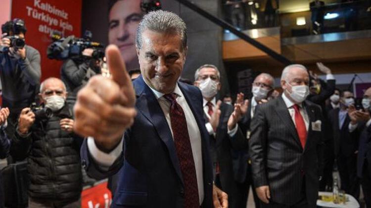 Son dakika haberler: Mustafa Sarıgül partisinin adını ve logosunu açıkladı