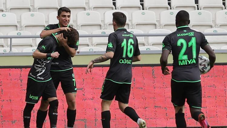 Konyaspor 3-1 Altınordu (Maç özeti ve golleri)