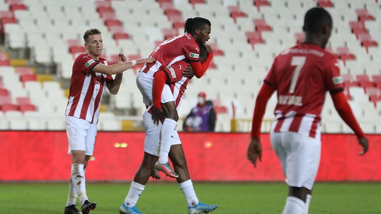 Demir Grup Sivasspor 1-0 Giresunspor