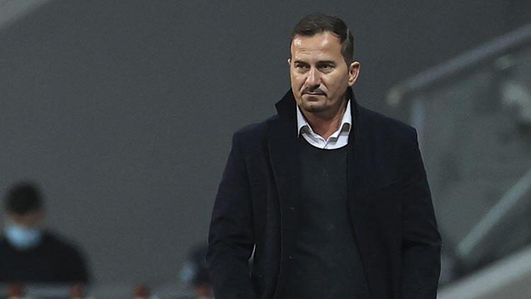 Tarsus İdman Yurdu Teknik Direktörü Ergün Penbe: 'Beşiktaş turu hak etti'