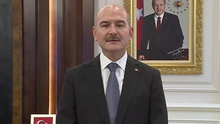 İçişleri Bakanı Süleyman Soylu: Türkiye, 4 milyon yabancıyı muhtemel zulüm ve ölümden kurtarmıştır