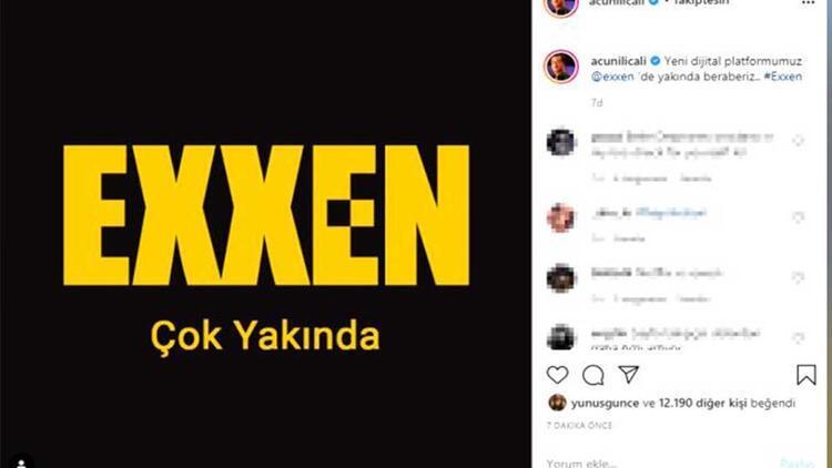 Exxen ne zaman açılacak? Exxen ücretli mi?