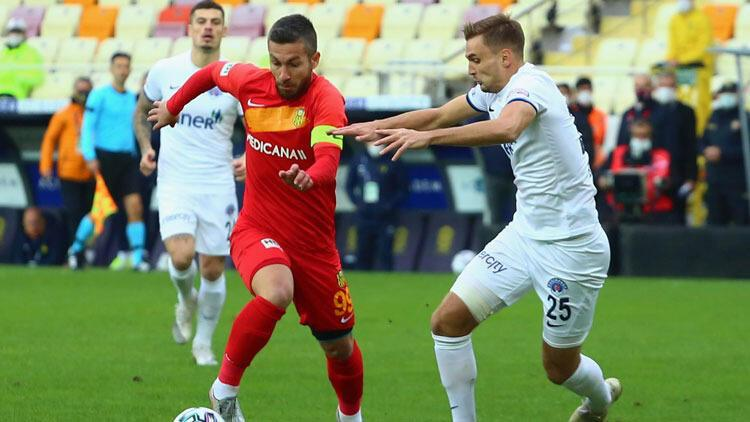 Yeni Malatyaspor 2-0 Kasımpaşa (Maçın özeti ve golleri)