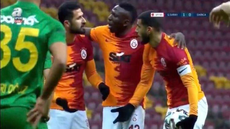Son dakika haberi | Galatasaray'da Belhanda - Emre Akbaba kavgasıyla ilgili gerçek ortaya çıktı
