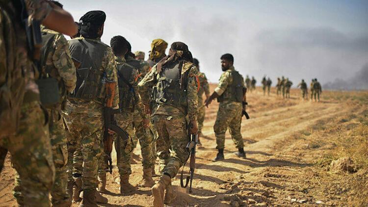 Ayn İsa'da YPG unsurlarına karşı operasyon sürüyor
