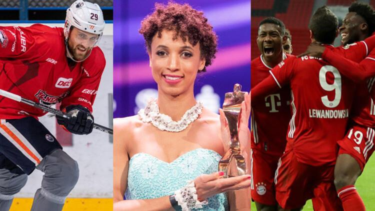 En iyileri; Malaika Mihambo, Leon Draisaitl ve Bayern Münih