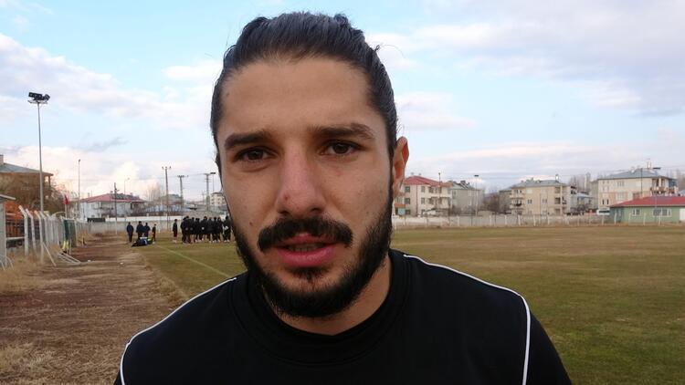 Van Spor FK'nın yükselen yıldızı Barış Gök!
