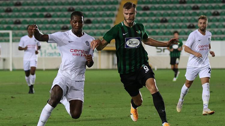 Akhisarspor'da eleştiriler Irfan Hadzic'e
