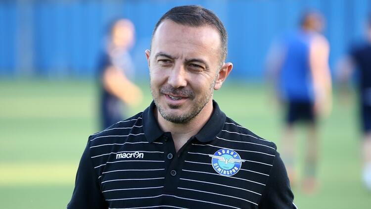 """Adana Demirspor'da Cüneyt Dumlupınar: """"Hedefimiz net, şampiyonluk"""""""