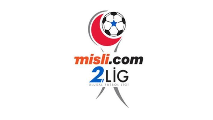 Misli.com 2. Lig'de 16. maç haftası yarın oynanacak!