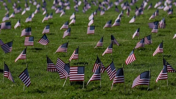 ABD'de 2020 Kovid-19 nedeniyle en ölümcül yıl olacak
