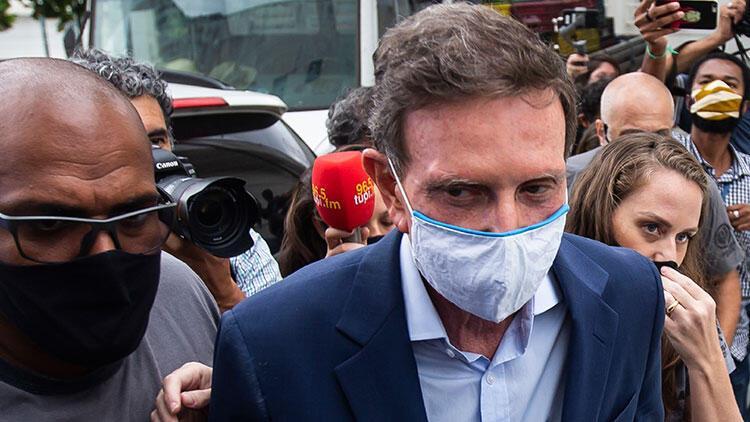 Brezilyada belediye başkanına şok tutuklama