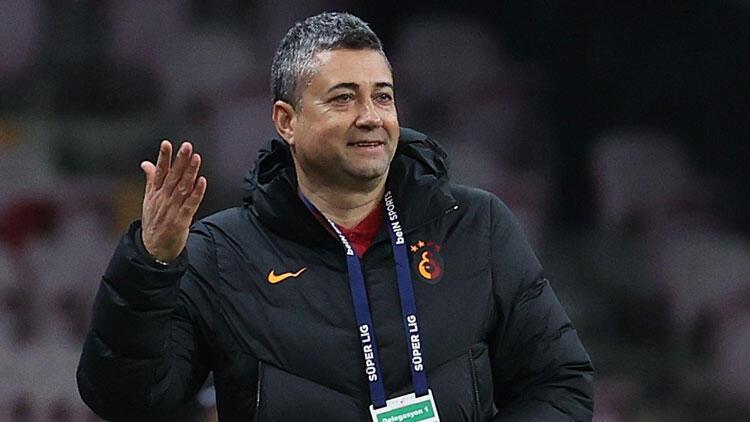 Son Dakika   Galatasarayda Fatih Terimin yardımcısı Levent Şahinden Trabzonspor öncesi Falcao açıklaması