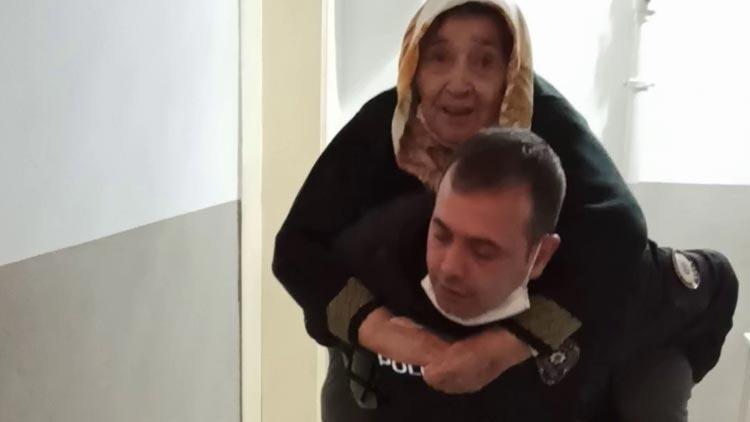Süleyman Soylu'dan takdir toplayan polis paylaşımı