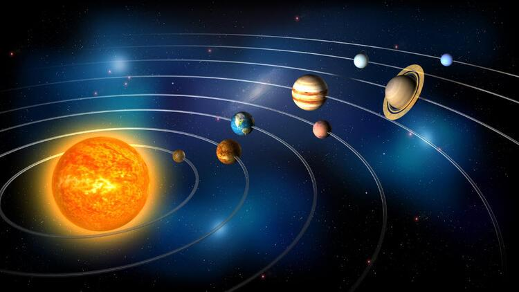 Jüpiter-Satürn kavuşumu gerçekleşti