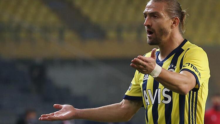 Fenerbahçe'de Caner Erkin için yeni görev