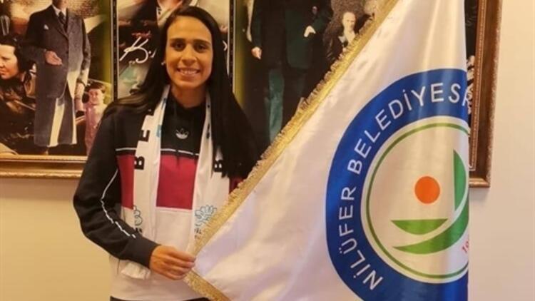 Ana Paula Borgo, Nilüfer Belediyespor'da!