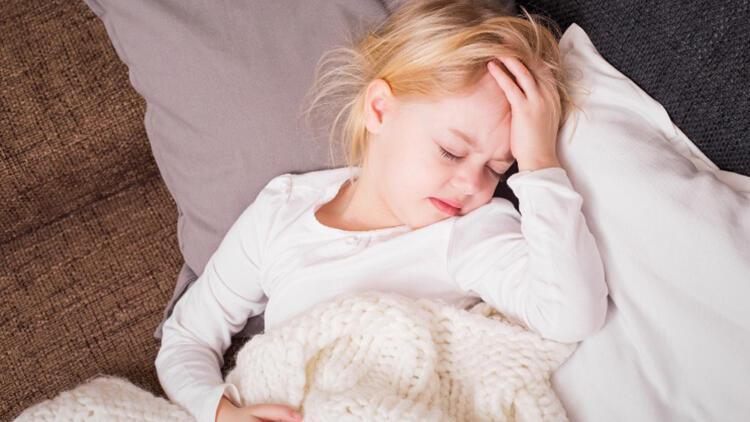 Çocuklarda soğuk alerjisine dikkat! Korunmak için...