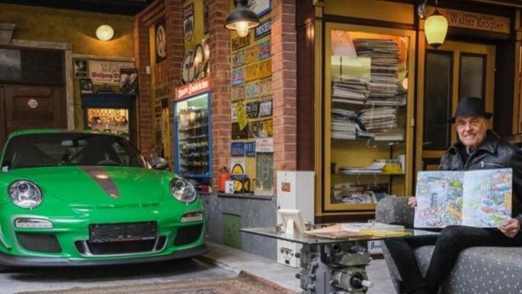 Avusturyalı otomobil tutkunu koleksiyonuna 80'inci Porsche'u ekledi