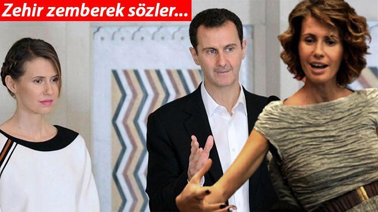 Son dakika haberler: ABD'den Esma Esad ve ailesine yeni yaptırım kararı!