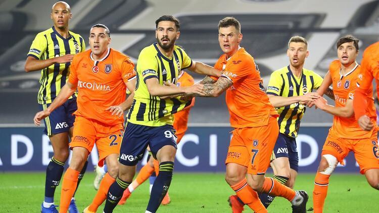 Fenerbahçe 4-1 Başakşehir / Maçın özeti ve goller