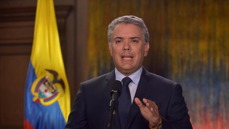 Kolombiya ülkedeki göçmenleri aşılamayacak