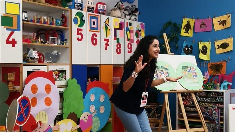 TRT EBA Anaokulu açıldı