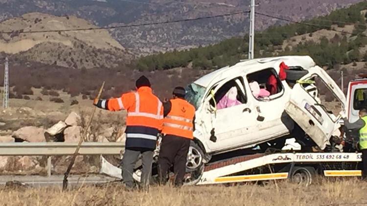 Kastamonu'da korkunç kaza! 2 kişi hayatını kaybetti