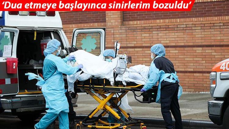 Son dakika haberler: ABD'de Kovid-19 hastası, oda arkadaşını oksijen tüpüyle öldürdü! 'Dua edince sinirlerim bozuldu'