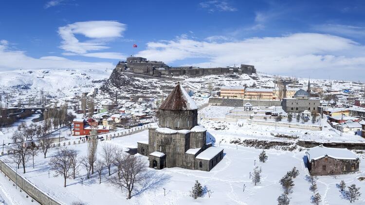 Doğu'nun hayal şehri: Kars
