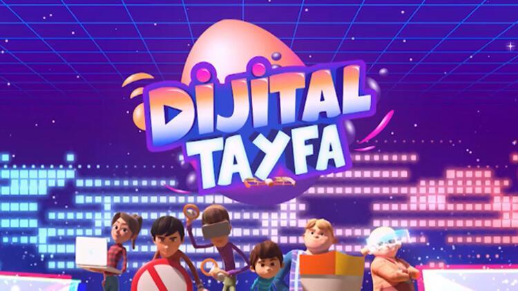 'Dijital Tayfa' ekranlarda...Teknoloji hakkında her şeyi anlatacaklar