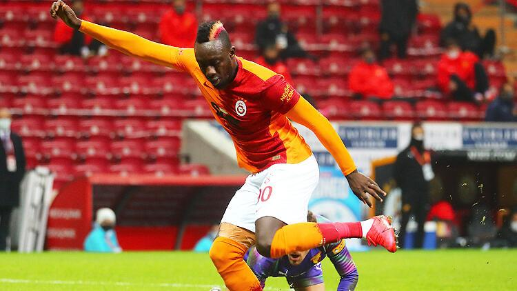 Son Dakika | Galatasaray'da Diagne kadrodan çıkarıldı, Trabzonspor maçında yok