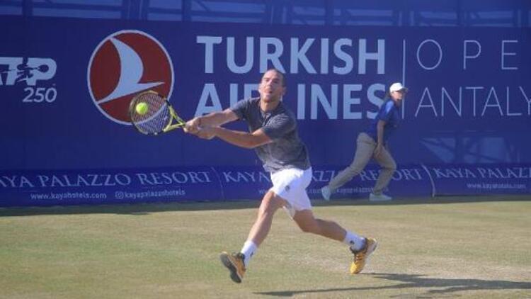 Antalya Open Tenis Turnuvası 5-13 Ocak'ta yapılacak