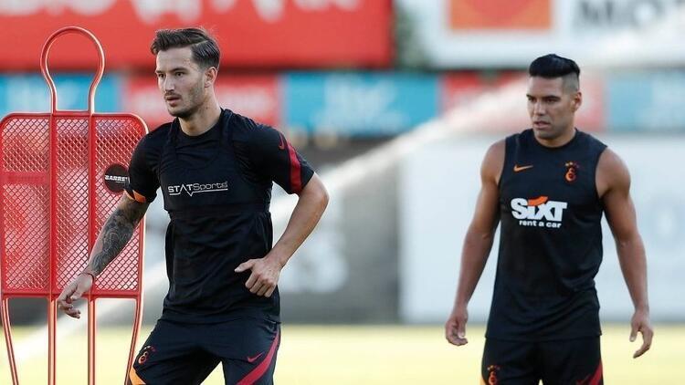 Trabzonspor karşısında Diagne'nin yerine Galataasaray'da kim oynayacak? Falcao döndü ama...