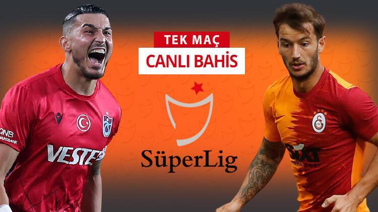 Galatasaray, Trabzon'a 7 eksikle gitti! Dev maçın iddaa'da favorisi...