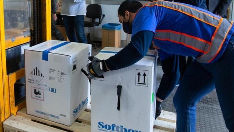 Pfizer/BionTech aşısı Güney Kıbrısta