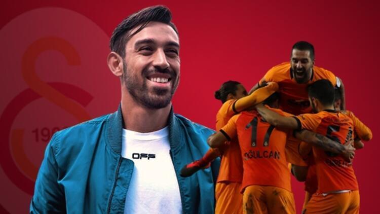 Galatasaray maçı sonrası İrfan Can Kahveci'den Oğulcan Çağlayan'a 'Zlatan' yorumu