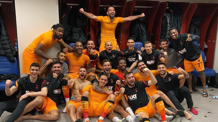 Galatasaray camiasında 23'üncü zafere yönelik inanç perçinlendi!