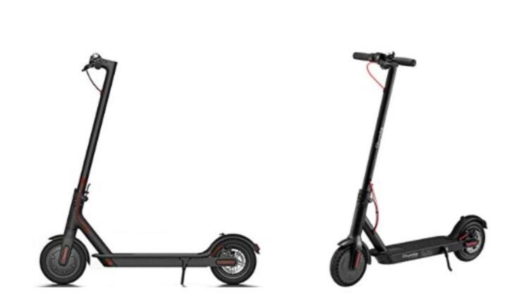 Elektrikli Scooter modelleri - En ucuz ve kaliteli elektrikli scooterlar