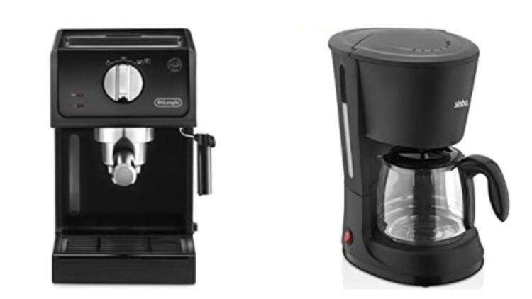 Kahve Makinesi modelleri - En ucuz ve kaliteli kahve makineleri