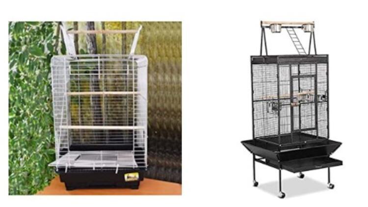 Papağan Kafesi modelleri - En ucuz ve kaliteli papağan kafesleri