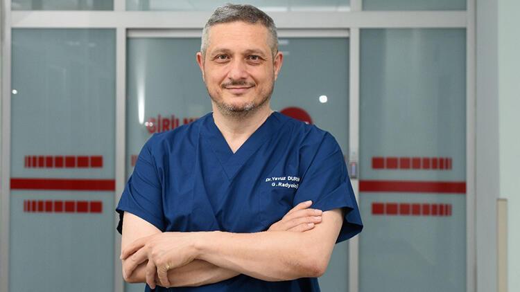 Bursa'da radyoloji uzmanı doktor Yavuz Durmuş koronavirüse yenik düştü