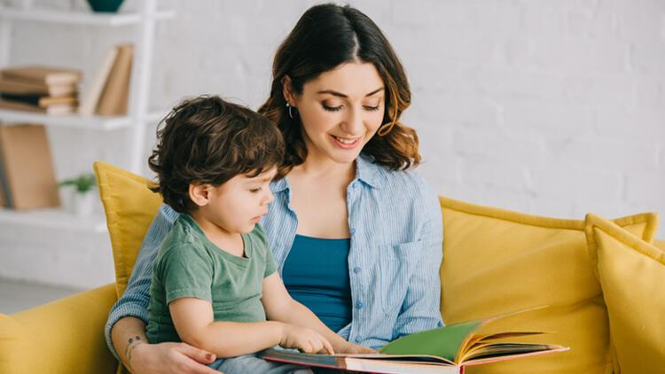 Çocuklar için kitap sevgisi yaratacak etkili tüyolar