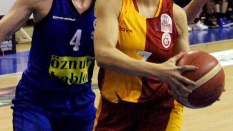 Kadın basketbolunda derbi zamanı! Galatasaray ile Fenerbahçe yarın...